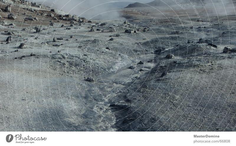 Moon Einsamkeit grau Stein Landschaft Stimmung Weltall Mond Planet Gegend karg Trabbi Geröll Raumfahrt Vulkankrater Mondlandschaft Mondlandung