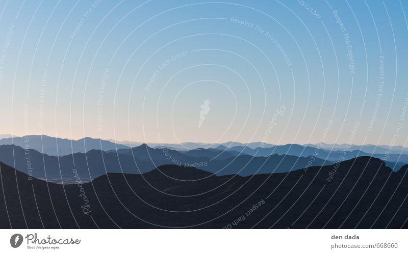 Namib Rand Ferien & Urlaub & Reisen Einsamkeit Landschaft Ferne Berge u. Gebirge Freiheit Horizont Tourismus Idylle Abenteuer Gipfel Hügel geheimnisvoll Wüste