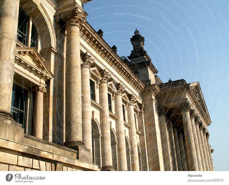 Reis Tag Berlin Gebäude Kunst Deutschland stehen Regierung Sehenswürdigkeit Völker Deutscher Bundestag Kuppeldach Parteien Politiker CDU SPD Minister Bundesrat