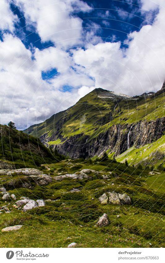 Der Berg ruft 10 Freizeit & Hobby Ferien & Urlaub & Reisen Tourismus Ausflug Abenteuer Ferne Freiheit Berge u. Gebirge wandern Umwelt Natur Landschaft Pflanze