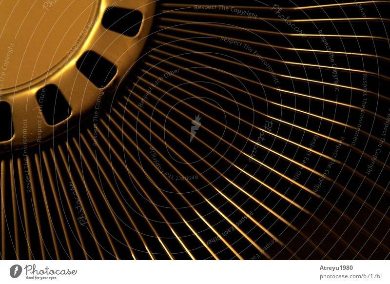 Quiet Storm Luft Ventilator glänzend Physik ruhig Lüftung Wind Beleuchtung Metall Wärme atreyu Linie Lufthutze Lüftungsschlitz