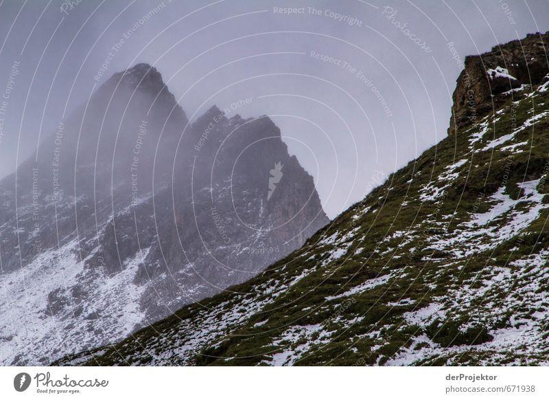Der Berg(gipfel) ruft 15 Natur Ferien & Urlaub & Reisen Wasser Pflanze Sommer Landschaft Ferne Berge u. Gebirge Umwelt Gefühle Schnee Gras Freiheit Felsen Eis