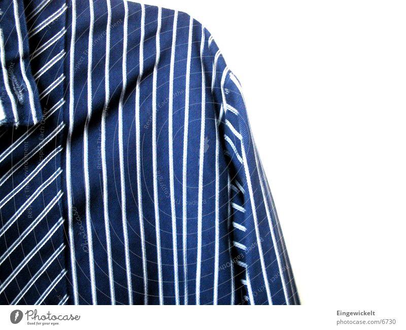 Hemd blau Freizeit & Hobby Streifen Norden Fischerhemd