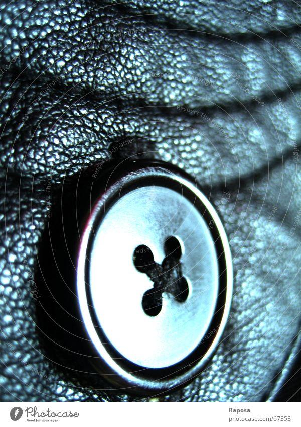 knöpf it Part III schwarz Handwerk Leder Knöpfe Nähgarn Nadel Nähen Handarbeit Knopfloch blaustich Kunstleder