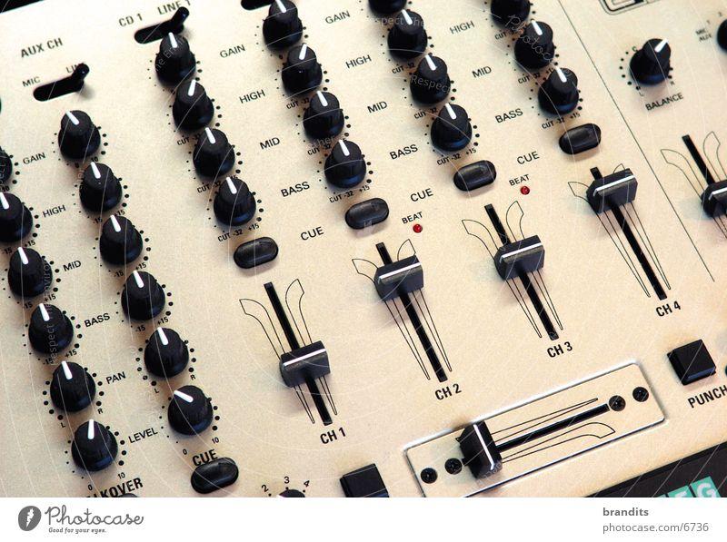 High End 03 Technik & Technologie Klang Musikmischpult Elektronik Regler Elektrisches Gerät