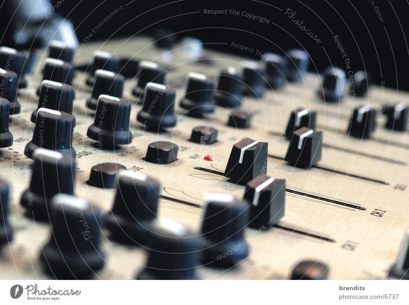 High End 04 Technik & Technologie Klang Musikmischpult Elektronik Regler Elektrisches Gerät