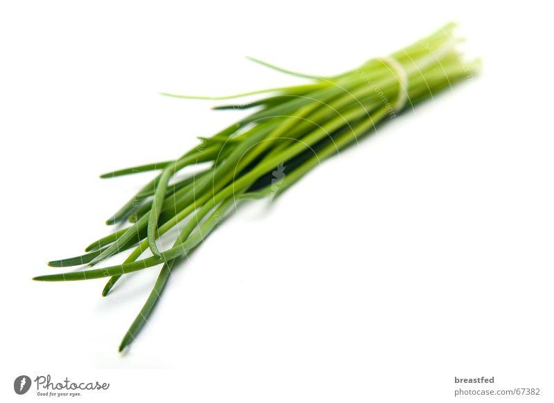 Schnittlauch kochen & garen Mittag Küche grün lecker Gemüse Porree Ernährung