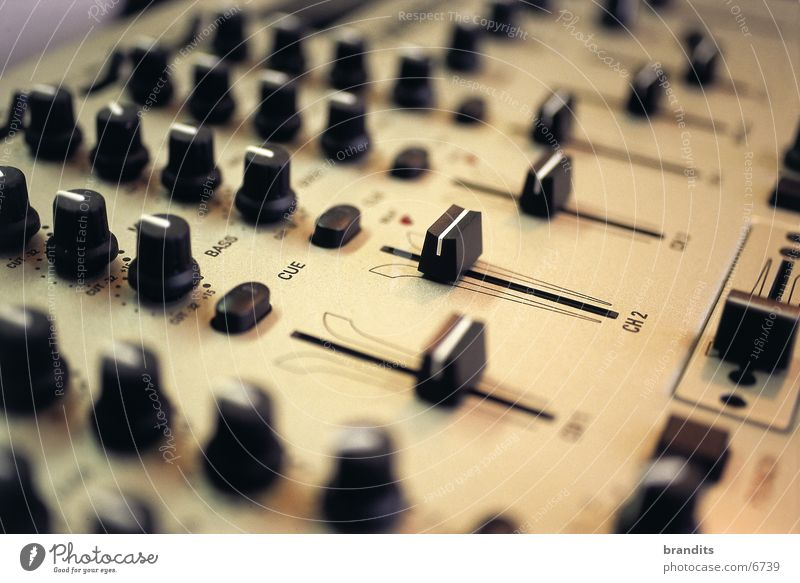 High End 01 Technik & Technologie Klang Musikmischpult Elektronik Regler Elektrisches Gerät