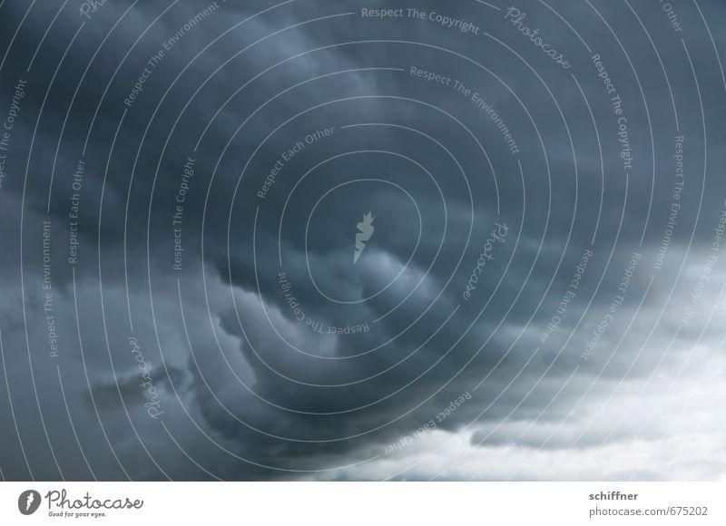 Wetter | Kachelmann-Nightmare Natur Wolken dunkel grau Regen Wind Klima bedrohlich Unwetter Sturm Gewitter Klimawandel schlechtes Wetter Gewitterwolken