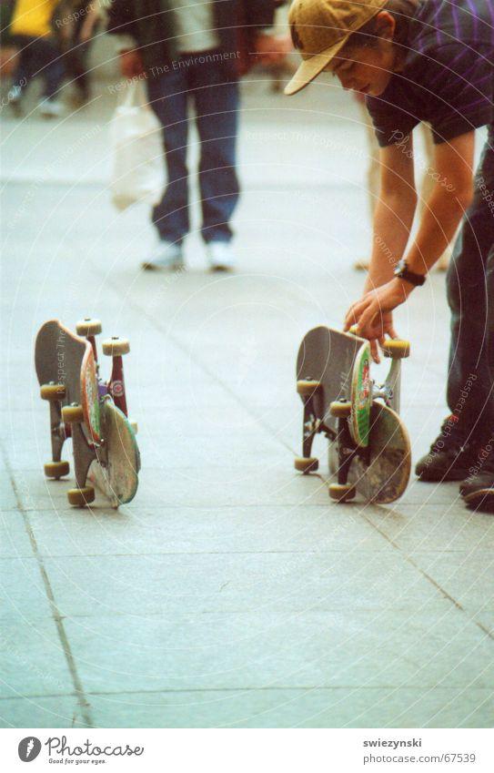 hürde Skateboarding Köln