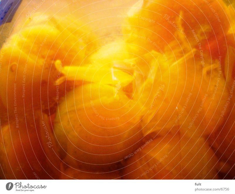 Orange Bälle ## Fotoquiz Ernährung hell Orange orange lustig Lebensmittel Frucht rund weich Klarheit zart außergewöhnlich skurril seltsam Vitamin Futter