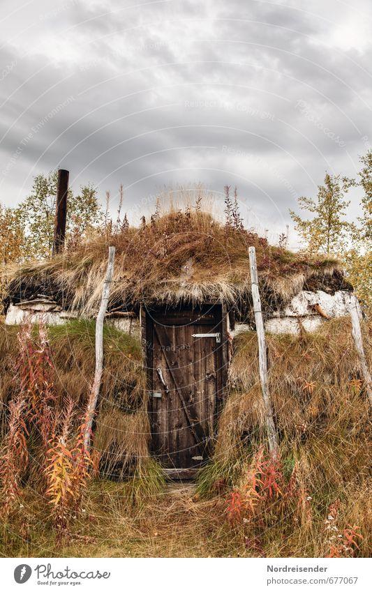 Mit Ofen.... Stadt Einsamkeit Haus Wärme Leben Gras Architektur Gesundheit natürlich Wohnung Häusliches Leben Urelemente Freundlichkeit Abenteuer Schutz Hütte
