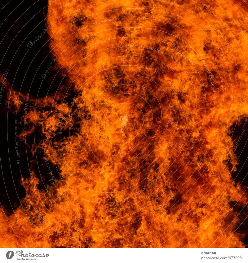 Inferno Natur gelb Wärme hell Luft orange groß gefährlich Brand Feuer Zeichen heiß Flamme Desaster brennen Umweltverschmutzung