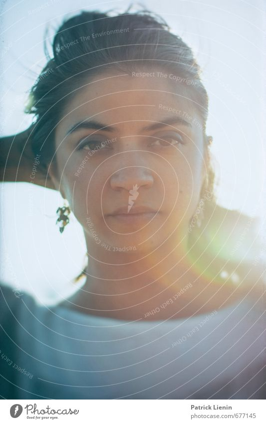 ~ Lifestyle elegant Stil Design Haut Gesicht Wellness harmonisch Sinnesorgane Erholung ruhig Ferien & Urlaub & Reisen Tourismus Ausflug Ferne Mensch feminin