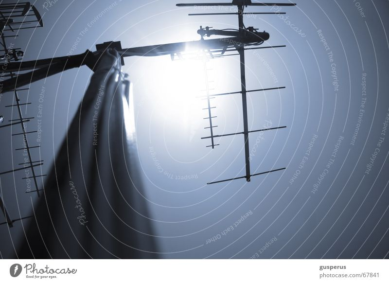 { VOLL AUF EMPFANG } Radio Antenne Dach einfangen Verstärker transferieren Top on air übertragung Fernsehen oben alt kein kabel tv keine schüssel emfang