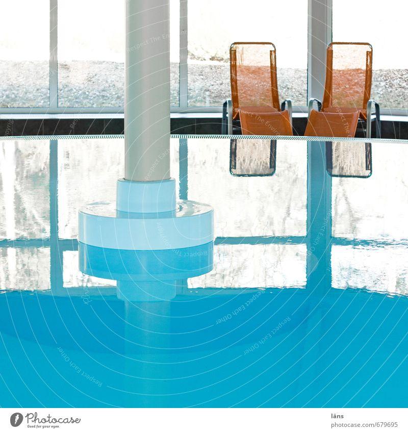 Entspannt Ferien & Urlaub & Reisen Erholung ruhig Leben Gesundheit Zufriedenheit Tourismus Schwimmbad Wellness Wohlgefühl harmonisch Wasseroberfläche