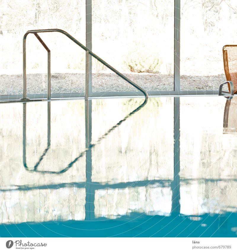Freibad Ferien & Urlaub & Reisen Wasser Erholung ruhig Leben Schwimmen & Baden Zufriedenheit Tourismus Ausflug Schwimmbad Geländer Wellness Gelassenheit