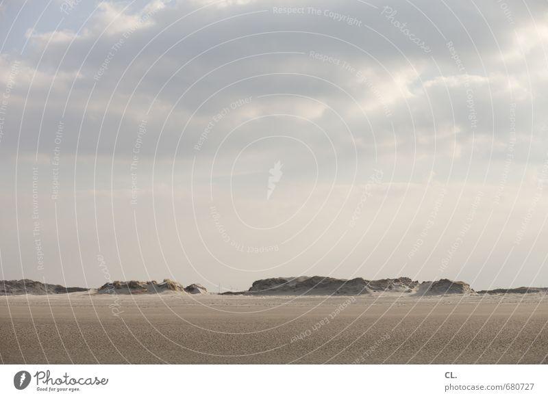 wandertag Himmel Natur Ferien & Urlaub & Reisen Meer Einsamkeit Landschaft ruhig Wolken Ferne Strand Umwelt Freiheit Sand Horizont Tourismus wandern