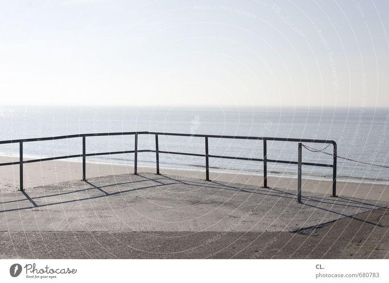 the great escape Ferien & Urlaub & Reisen Tourismus Ferne Freiheit Sommer Sommerurlaub Sonne Strand Meer Insel Wellen Umwelt Natur Landschaft Wasser Himmel