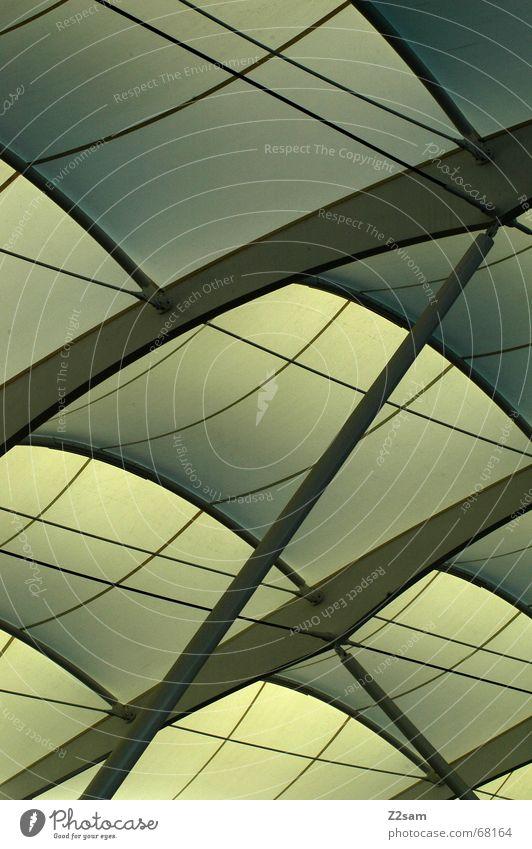 lighting system Wärme Beleuchtung Dach Netz Physik Lichtspiel Spinnennetz