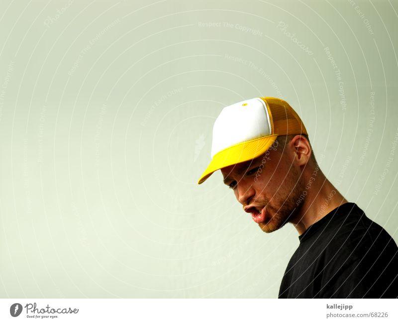 der martin II Kopf Kraft Kot Hemd Hut böse Ärger Mütze Kreuzberg Baseballmütze
