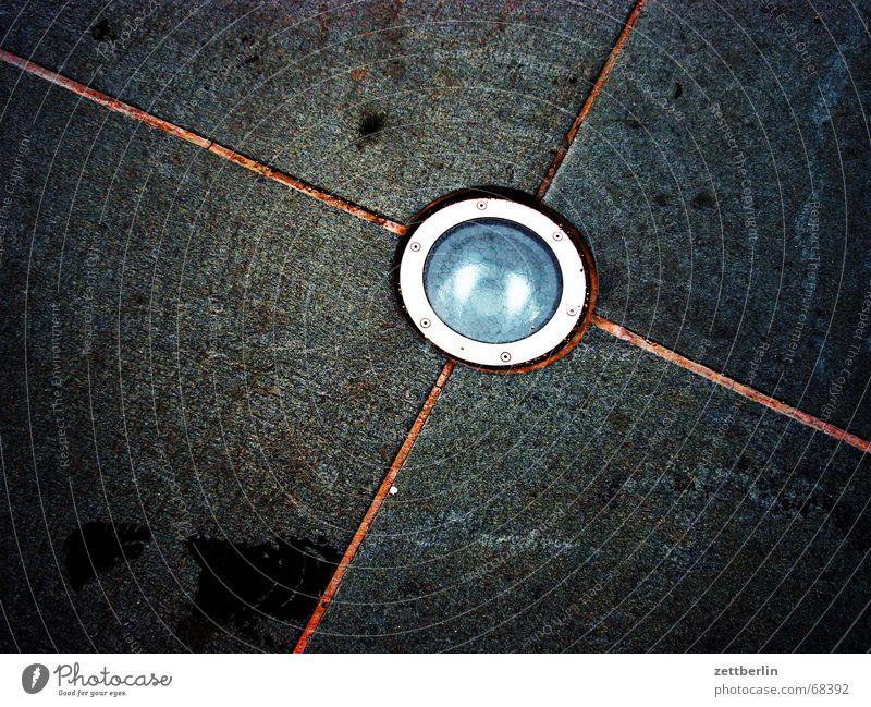 Licht dunkel hell Beleuchtung Bodenbelag Decke Scheinwerfer Fuge