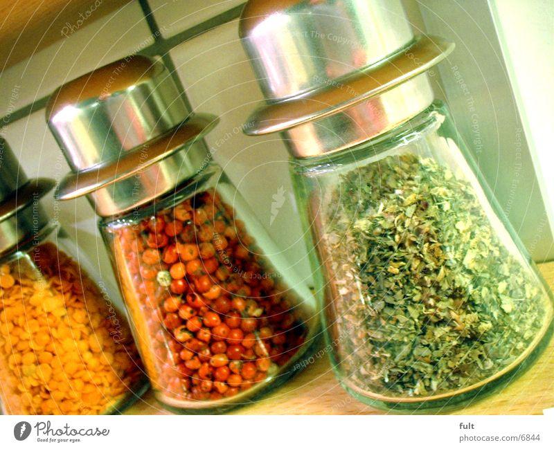 Gewürze Glas Küche Kräuter & Gewürze Behälter u. Gefäße Pfeffer
