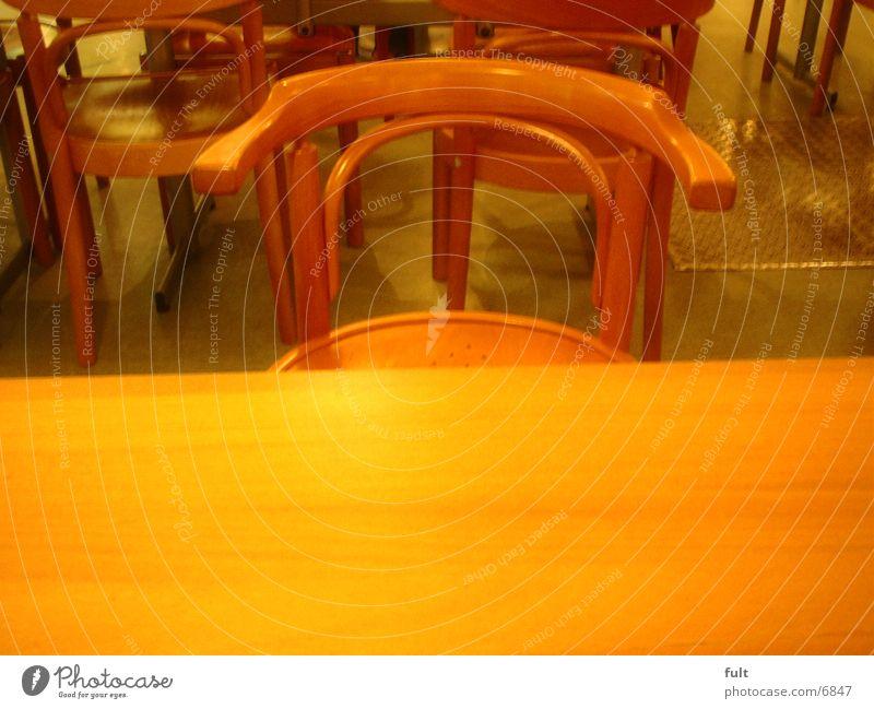 Stuhl Tisch Holz Häusliches Leben