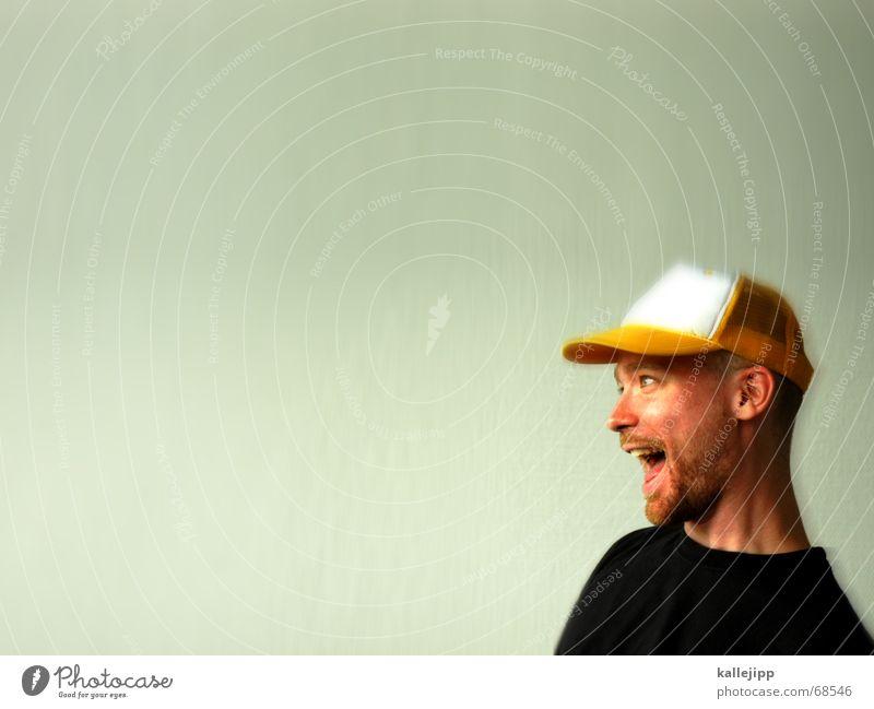 der martin III Mensch Kopf lachen lustig Fröhlichkeit Mütze Hi Baseballmütze