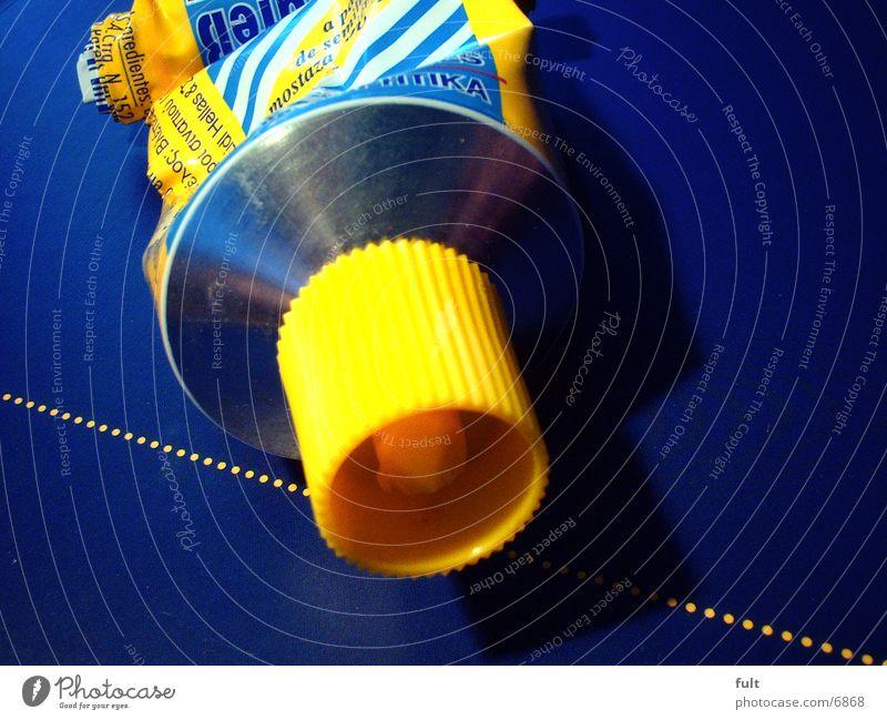 Mein Senf blau gelb London Underground Kräuter & Gewürze