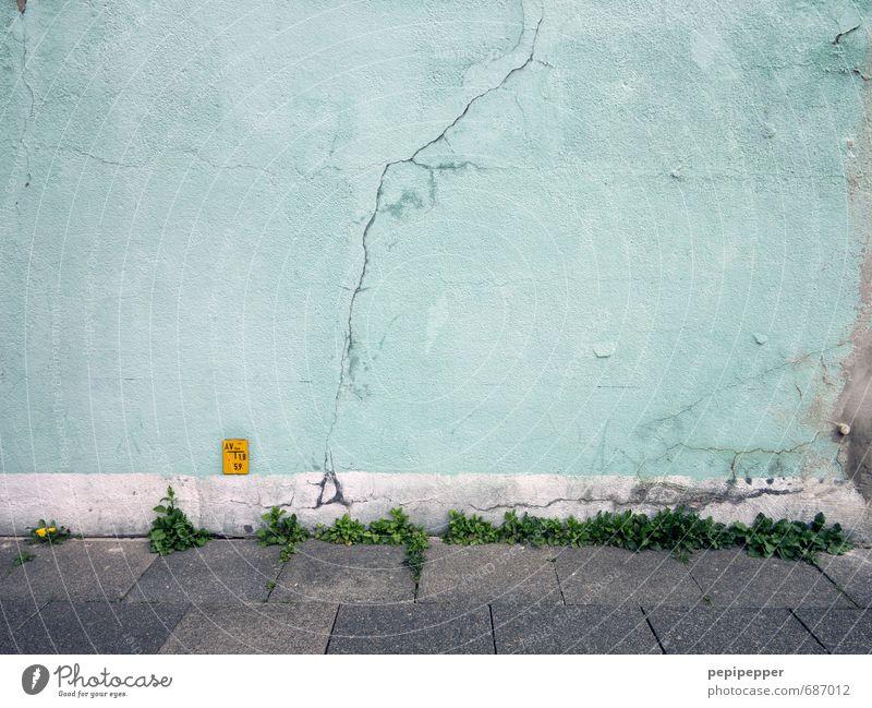 wandblitz Städtereise Häusliches Leben Wohnung Haus Renovieren Baustelle Stadt Stadtrand Altstadt Ruine Bauwerk Gebäude Mauer Wand Stein Schriftzeichen alt