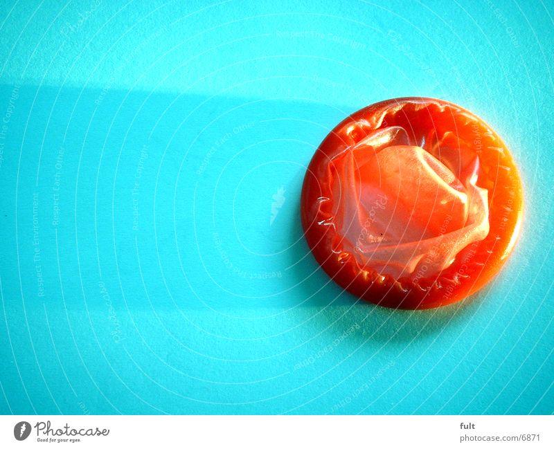 Lebenswichtig!! rot Schutz Dinge Gummi Kondom