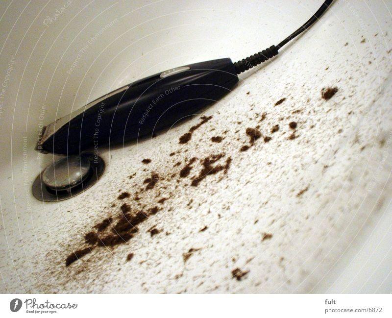 Waschbecken Haare & Frisuren Häusliches Leben Maschine Borsten Keramik