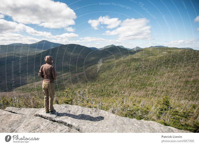 Be Not So Fearful Ferien & Urlaub & Reisen Ausflug Abenteuer Ferne Freiheit Expedition Camping Berge u. Gebirge wandern Umwelt Natur Landschaft Urelemente Luft