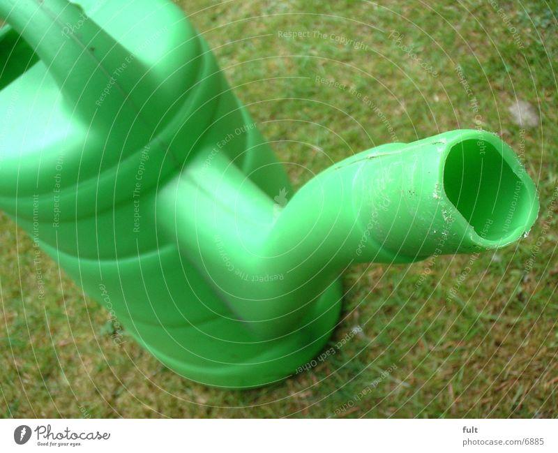 Gießkanne grün Häusliches Leben Gießkanne