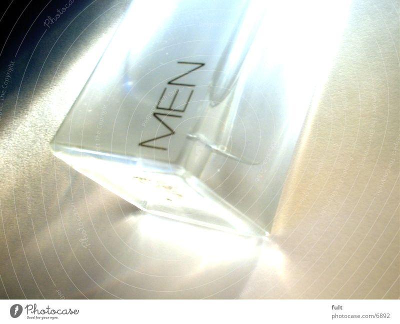Men Glas Flasche Parfum
