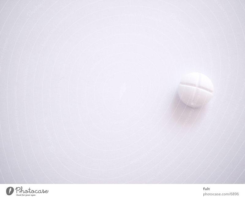 Pille weiß Dinge Gesundheitswesen Medikament