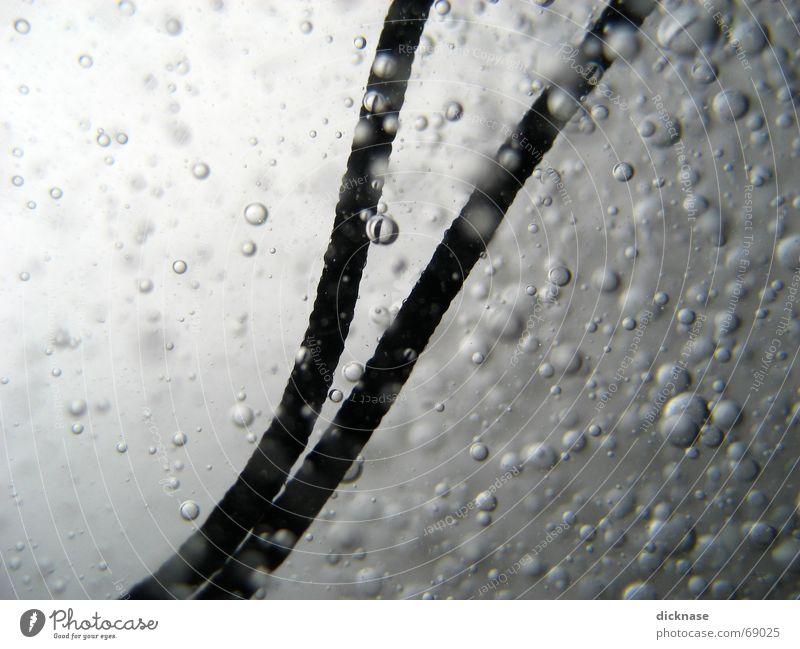 underwater01 Luftblase Schnur Sauerstoff Unterwasseraufnahme bubbles Wasser