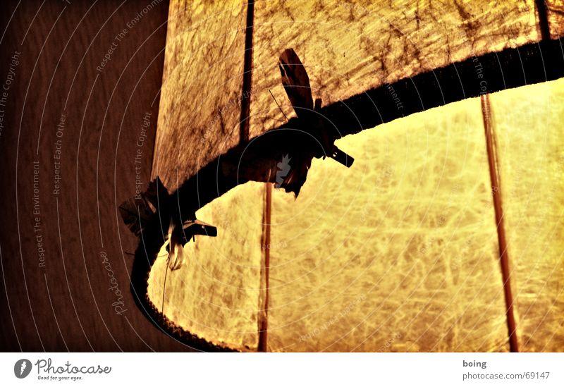 Sigillum Aemeth Lampe Beleuchtung Raum Hut Schmetterling Möbel Wohnzimmer Abenddämmerung Örtlichkeit Zeitschrift Ambiente Motte Borte Stehlampe Okkultismus Raumausstattung