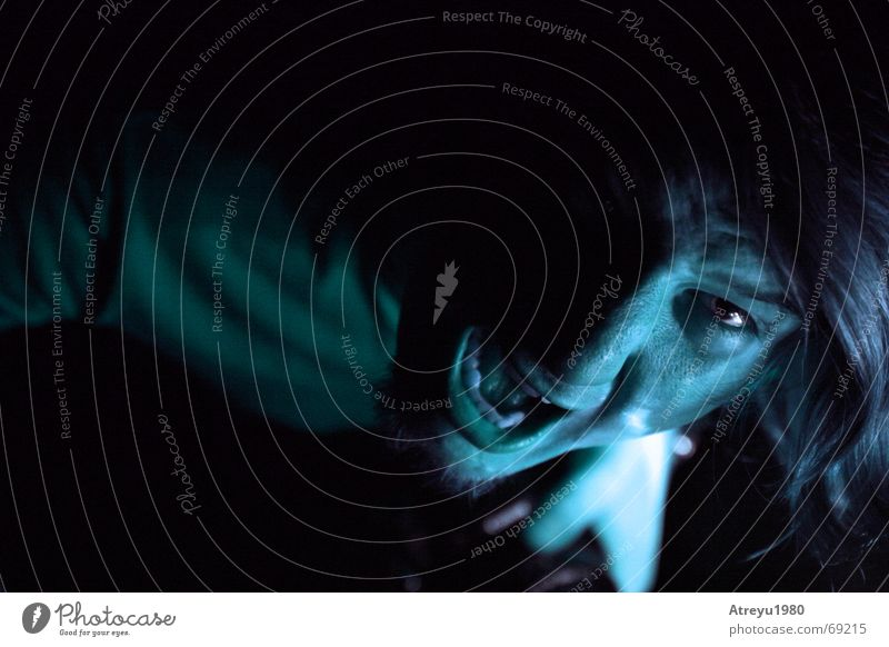lycantrophy II dunkel schreien Schmerz schemenhaft Mondschein