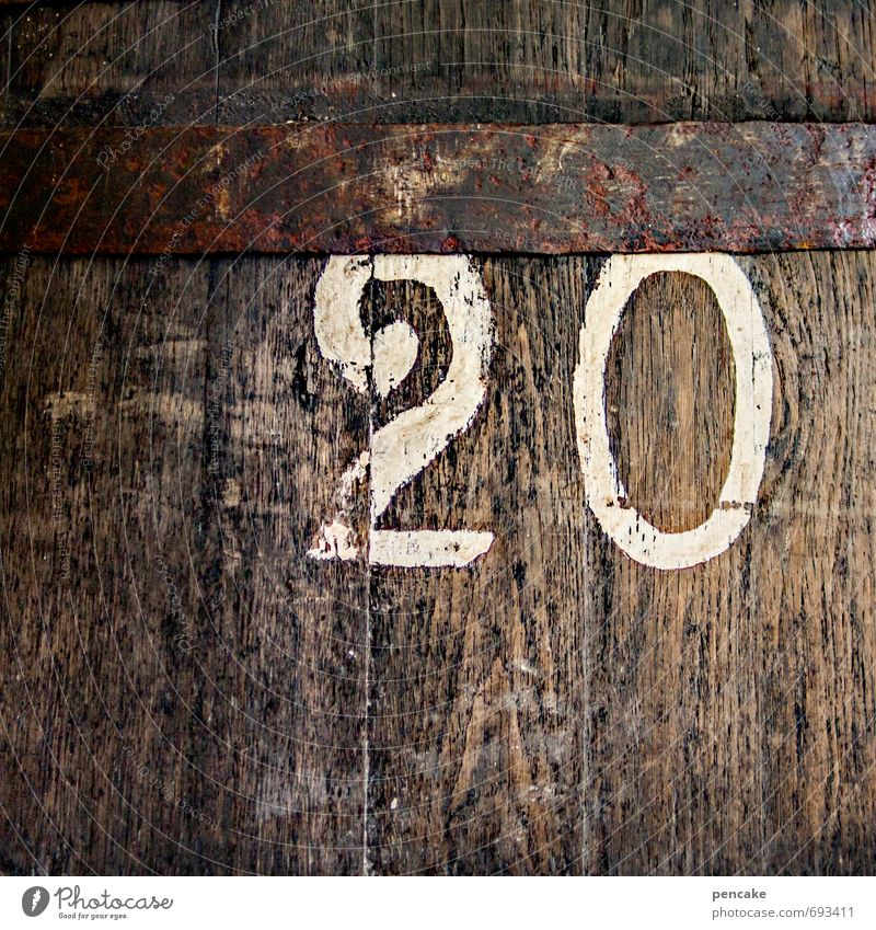 erfasst alt Holz authentisch Kreis Zeichen Jugendkultur gut Rost Holzbrett 20 Eisen rustikal Fass