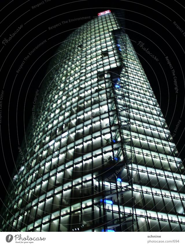 db-center Haus Architektur Potsdamer Platz