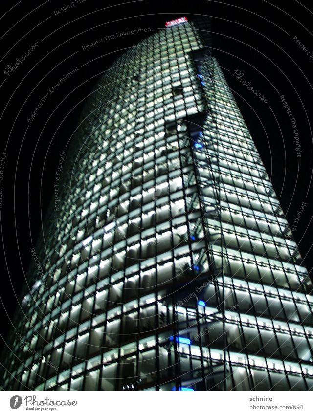 db-center Haus Potsdamer Platz Architektur