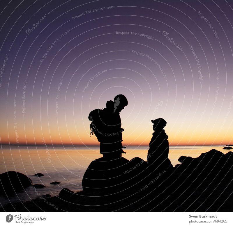 Man muss auch mal Tipps aus dem Heulsusenforum annehmen Mensch Kind Natur Jugendliche Ferien & Urlaub & Reisen Mann Wasser Sommer Landschaft Junger Mann