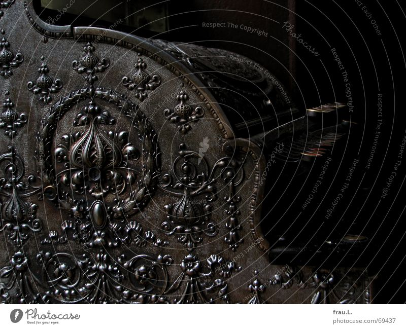 Apotheker-Kasse alt Metall dreckig Industrie Technik & Technologie Dinge Gastronomie Ladengeschäft bezahlen reich Ornament Ware staubig Kneipe