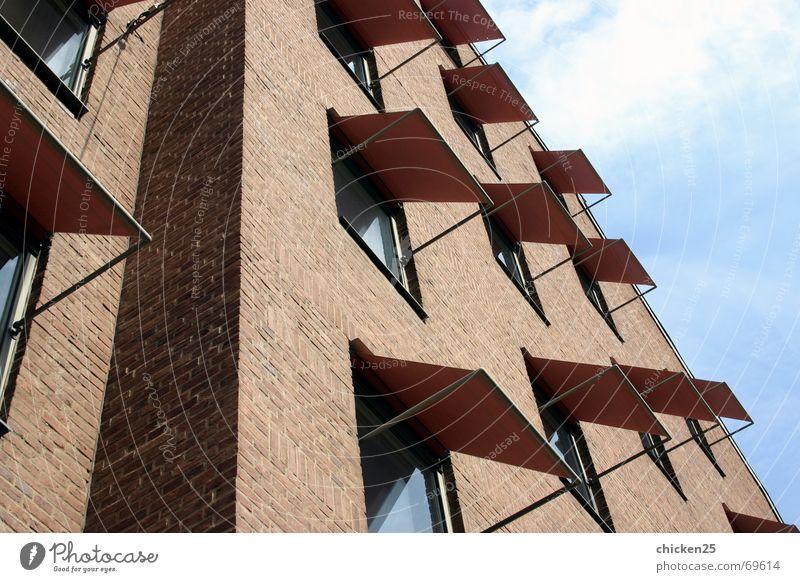 fassade Haus Wand Fenster Mauer Gebäude Wärme Fassade Wetterschutz