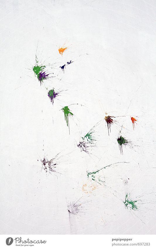 holiwand Freizeit & Hobby Häusliches Leben Wohnung Haus Kunst Künstler Maler Kunstwerk Mauer Wand Fassade Zeichen Ornament Graffiti werfen Aggression Wut