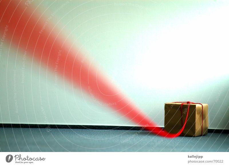 roter faden XI Weihnachten & Advent rot Wand Wellen Geburtstag Geschenk Bodenbelag Wunsch Kurve Perspektive Teppich Schleife Paket Orientierung Jubiläum stricken