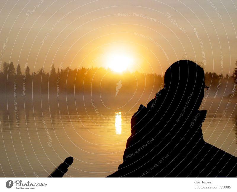 Mururoa_Atoll_2 Wald See Finnland Morgen Reflexion & Spiegelung blenden dunkel gelb Einsamkeit Hoffnung Physik Wolken Baum Gegenlicht Verlauf Nebel