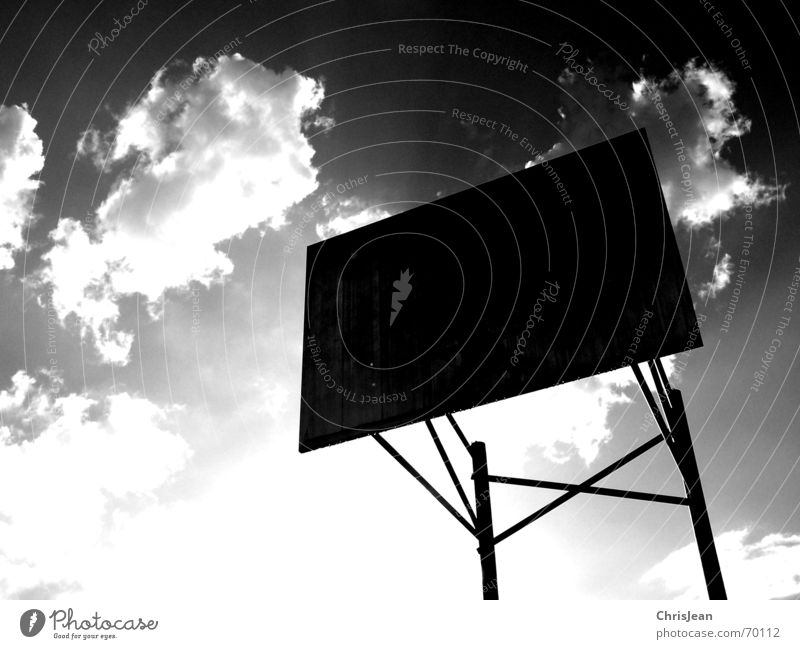 Titellos Sonne Wolken Spielen Wetter Netz werfen Korb Basketball Basketballkorb